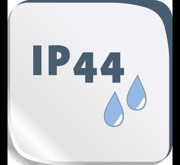 IP44 spatwaterdicht