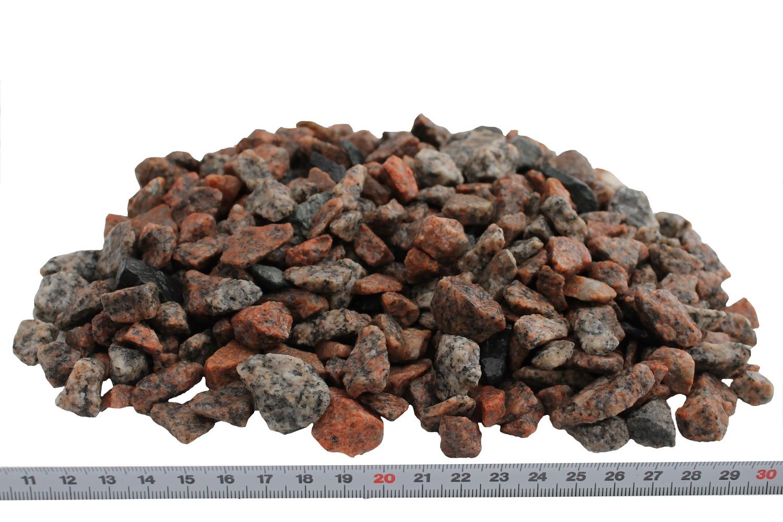 Schots Graniet 8-16mm afmeting
