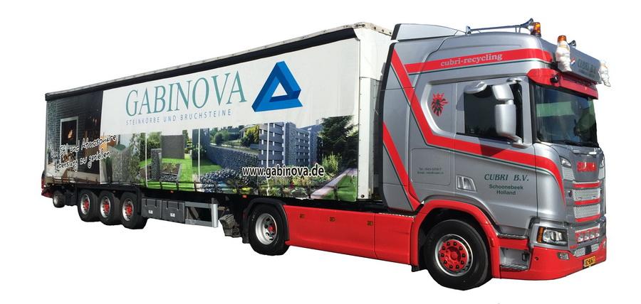 Gabinova Vrachtwagen